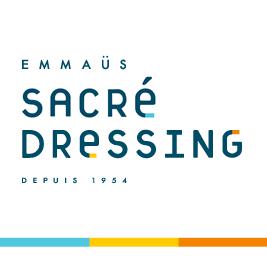 logo sacré dressing